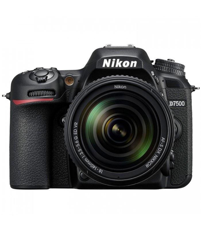 تصویر Digital Camera Nikon D7500 18-140mm VR AF-S DX Nikon D7500 DSLR Camera
