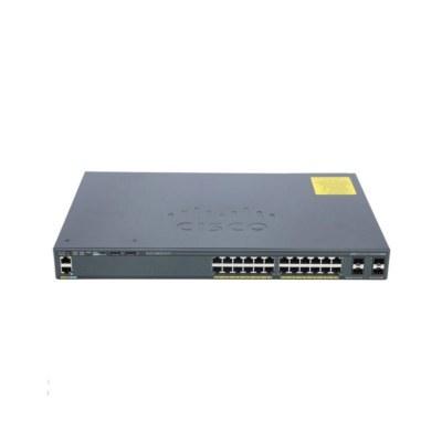 تصویر سوئیچ سیسکو ۲۴ پورت مدل WS-C2960X-24TS-L Cisco-Switch-WS-C2960X-24TS-L
