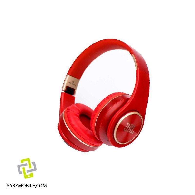 تصویر هدفون بلوتوث جی بی ال مدل T8 JBL T8 bluetooth Headphones