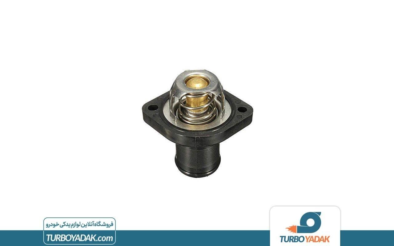 تصویر ترموستات ۸۹ درجه باباپارت موتور تولید ایران مناسب برای پژو ۲۰۶ تیپ ۵