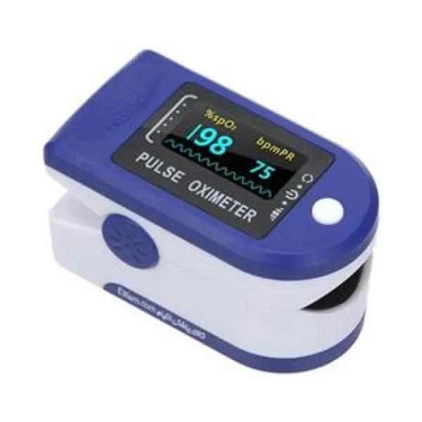 تصویر پالسی اکسی متر مدل LK88 LK88 Fingertip Pulse Oximeter
