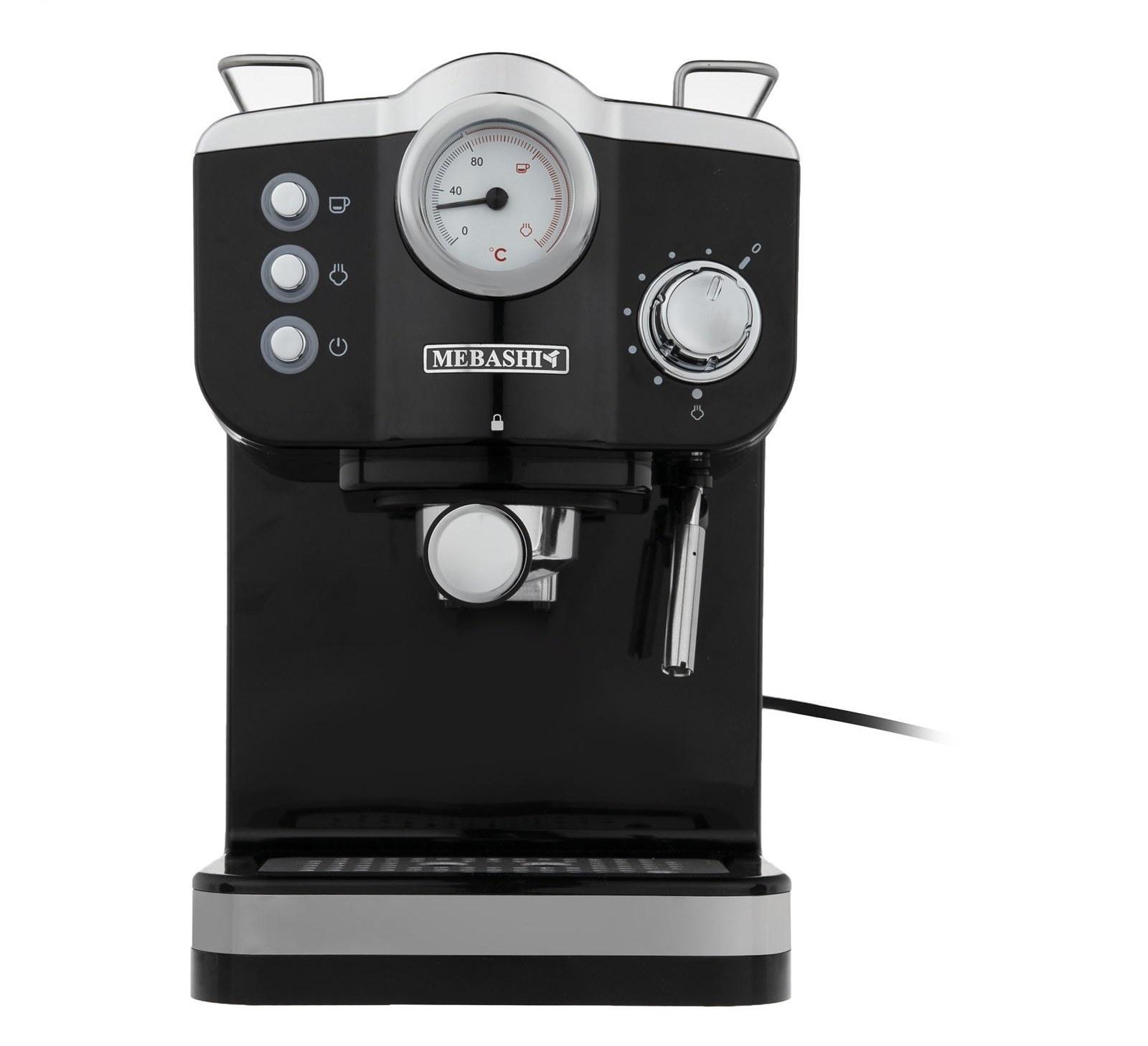 تصویر اسپرسوساز مباشی مدل MEBASHI ME-ECM2015 MEBASHI Espresso Maker ME-ECM2015