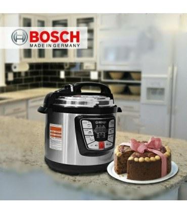 تصویر زودپز برقی دیجیتالی 8 لیتری بوش مدل BSGP-1280