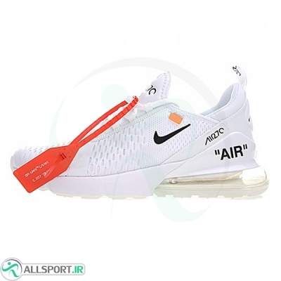 کتانی رانینگ نایک ایر مکس Nike Air Max 270 Off White