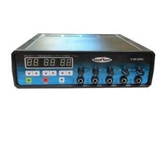 تصویر دستگاه فیزیوتراپی توتال تنس مدل PM80 Total tens PM80 Physiotherapy Device