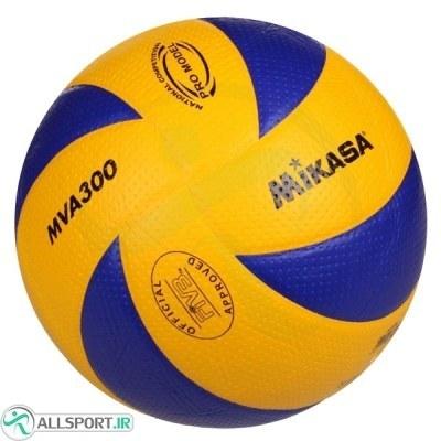 توپ والیبال میکاسا اورجینال Volleyball Mikasa MVA 300