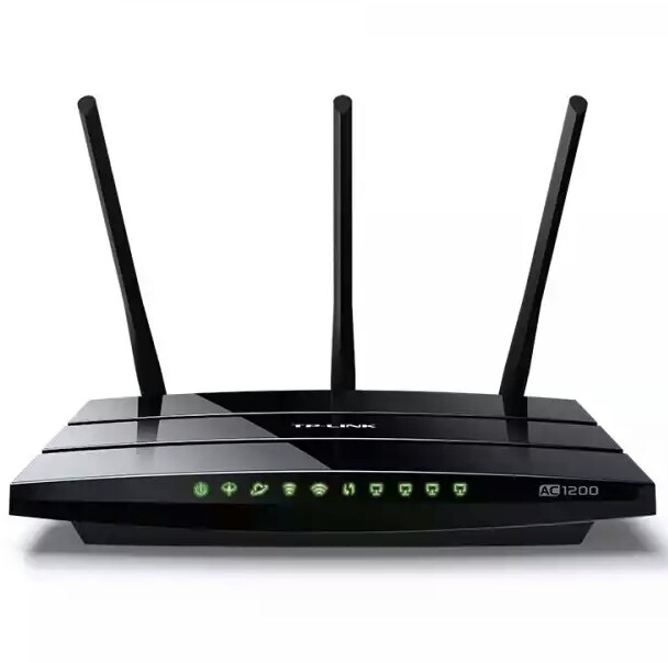 تصویر مودم-روتر بیسیم  AC1200 تی پی-لینک مدل Archer VR400_V2 TP-LINK AC1200 Archer VR400_V2 Wireless Modem Router