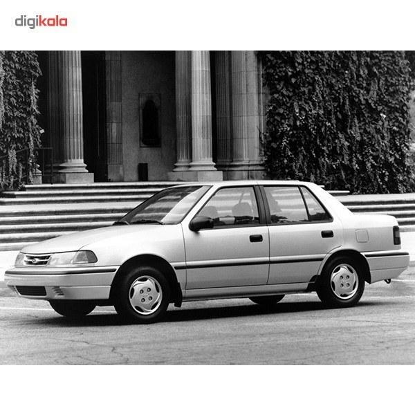 img خودرو هیوندای Excel دنده ای سال 1993 Hyundai Excel 1993 MT