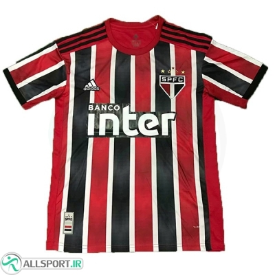 پیراهن دوم سائوپائولو Sao Paulo 2019-20 Away Soccer Jersey