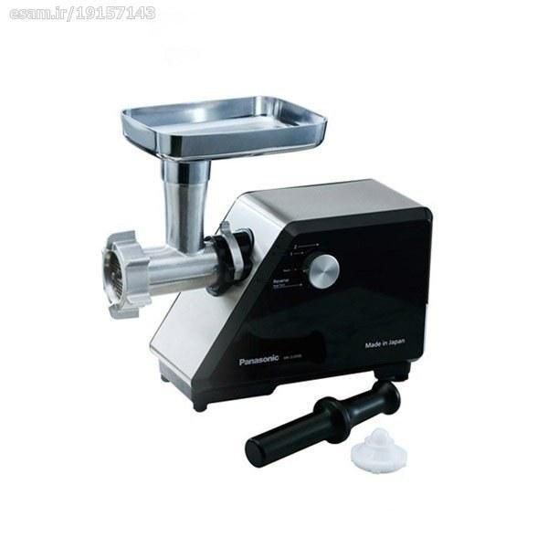 تصویر چرخ گوشت پاناسونیک مدل MK-ZJ3500 Panasonic meat grinder model MK-ZJ3500