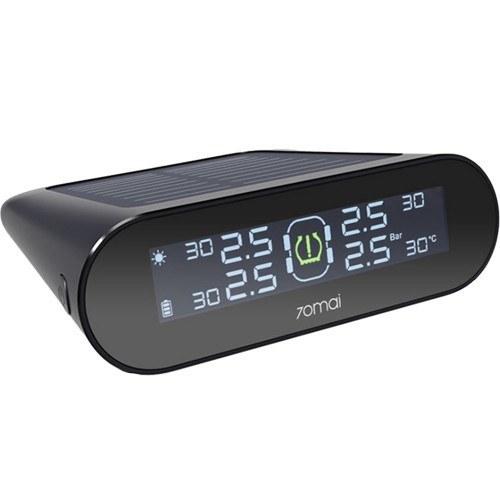 تصویر مانیتور فشار و دمای تایر ماشین شیائومی مدل midrive T02 70mai Tire Pressure Monitoring System Lite