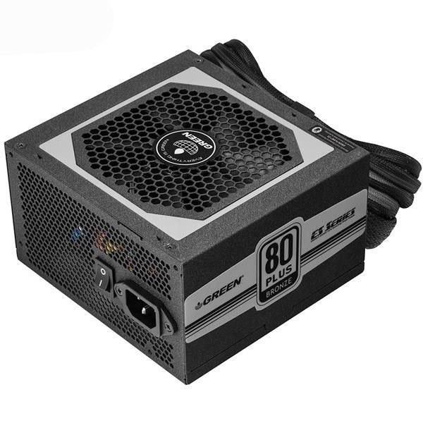 منبع تغذیه کامپیوتر گرین مدل GP430A-ES   Green GP430A-ES Computer Power Supply