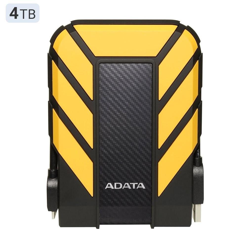 تصویر هارد اکسترنال ای دیتا مدل HD710 Pro ظرفیت 4 ترابایت ADATA HD710 Pro External Hard Drive - 4TB