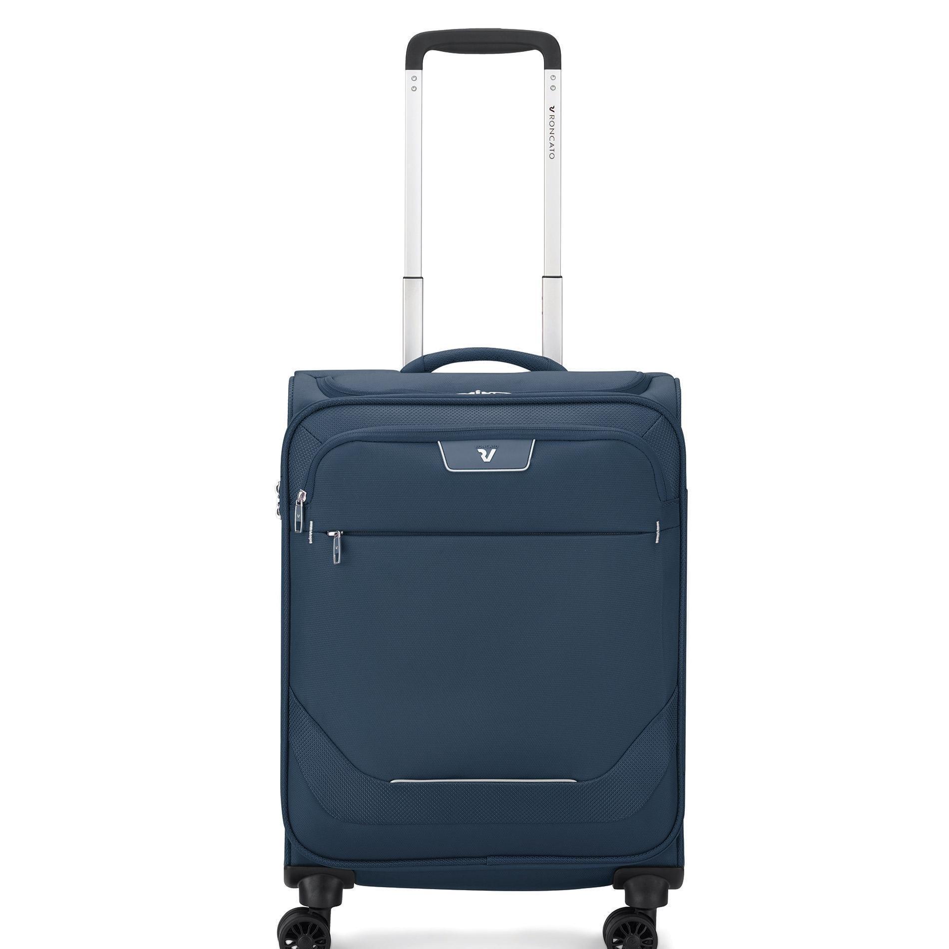 عکس چمدان رونکاتو  مدل جوی سایز کابین سرمه ای  چمدان-رونکاتو-مدل-جوی-سایز-کابین-سرمه-ای
