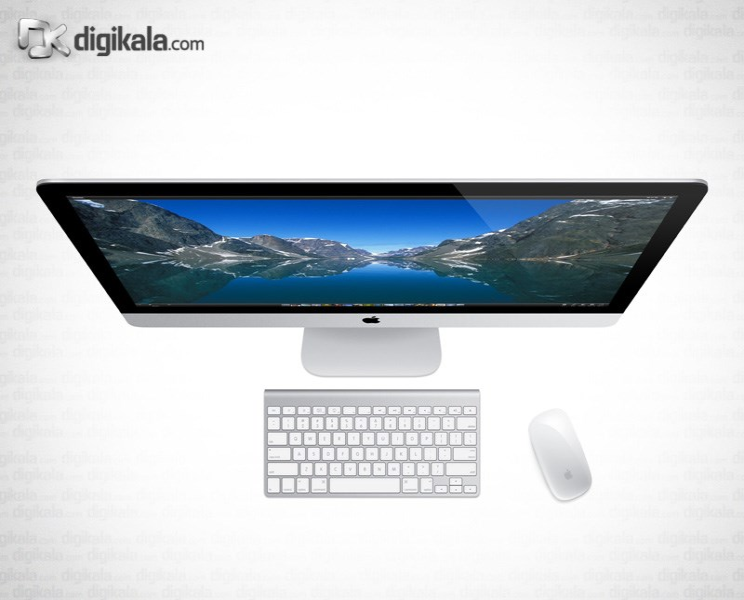 img کامپیوتر همه کاره 21.5 اینچی اپل مدل  ME087 2013 Apple iMac ME087 2013 - 21.5 inch All-in-One PC