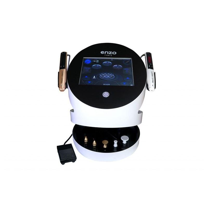 تصویر دستگاه پلاسما اوزون دو هندپیس مارک کندلا (OZONE PLASMA) Kozella brand ozone double handpiece plasma machine (OZONE PLASMA)