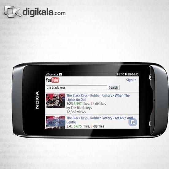 img گوشي موبايل نوکيا آشا 309 Nokia Asha 309
