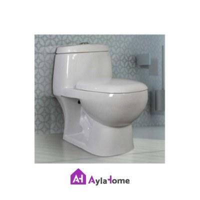 توالت فرنگی گلسار مدل پارمیس درجه دو