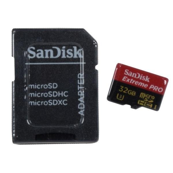 SANDISK EXTREME PRO® microSDXC™ UHS-II CARD 32GB |