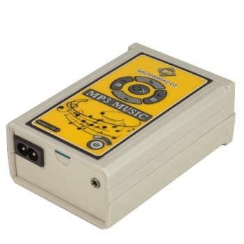 تصویر دستگاه پخش کننده موسیقی صوت پرداز مدل SP-MP3-LW