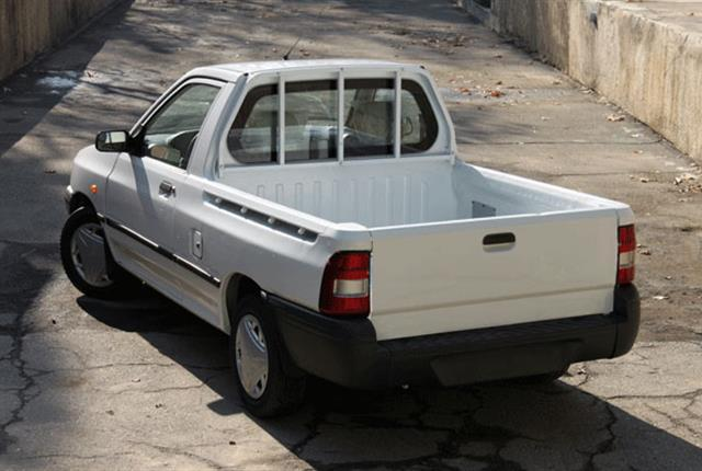 عکس خودرو سایپا، پراید وانت، 1398  خودرو-سایپا-پراید-وانت-1398