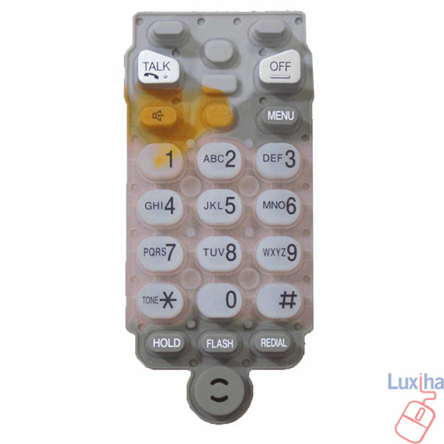 تصویر شماره گیر مدل ۲۳۶۰ مناسب تلفن Panasonic