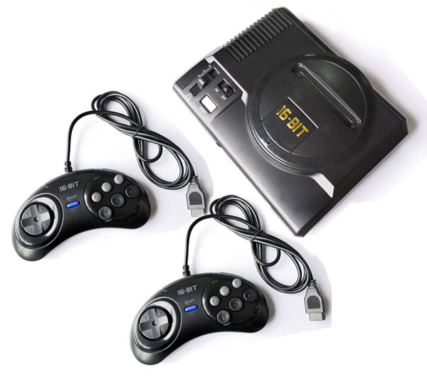 main images کنسول بازی سگا مدل SUPER MINI MD Sega game console model SUPER MINI MD