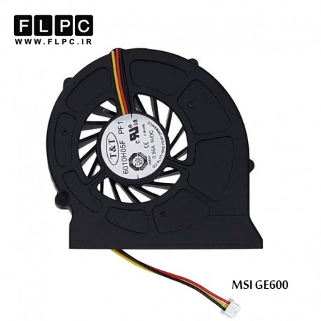 تصویر فن لپ تاپ ام اس آی MSI GE600 Laptop CPU Fan