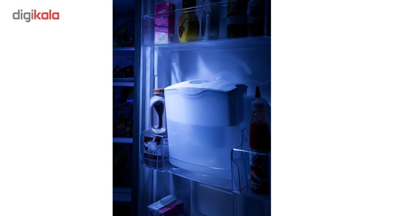 img یخچال و فریزر  زیرووات مدل Z7 Zerowatt Z7 Refrigerator