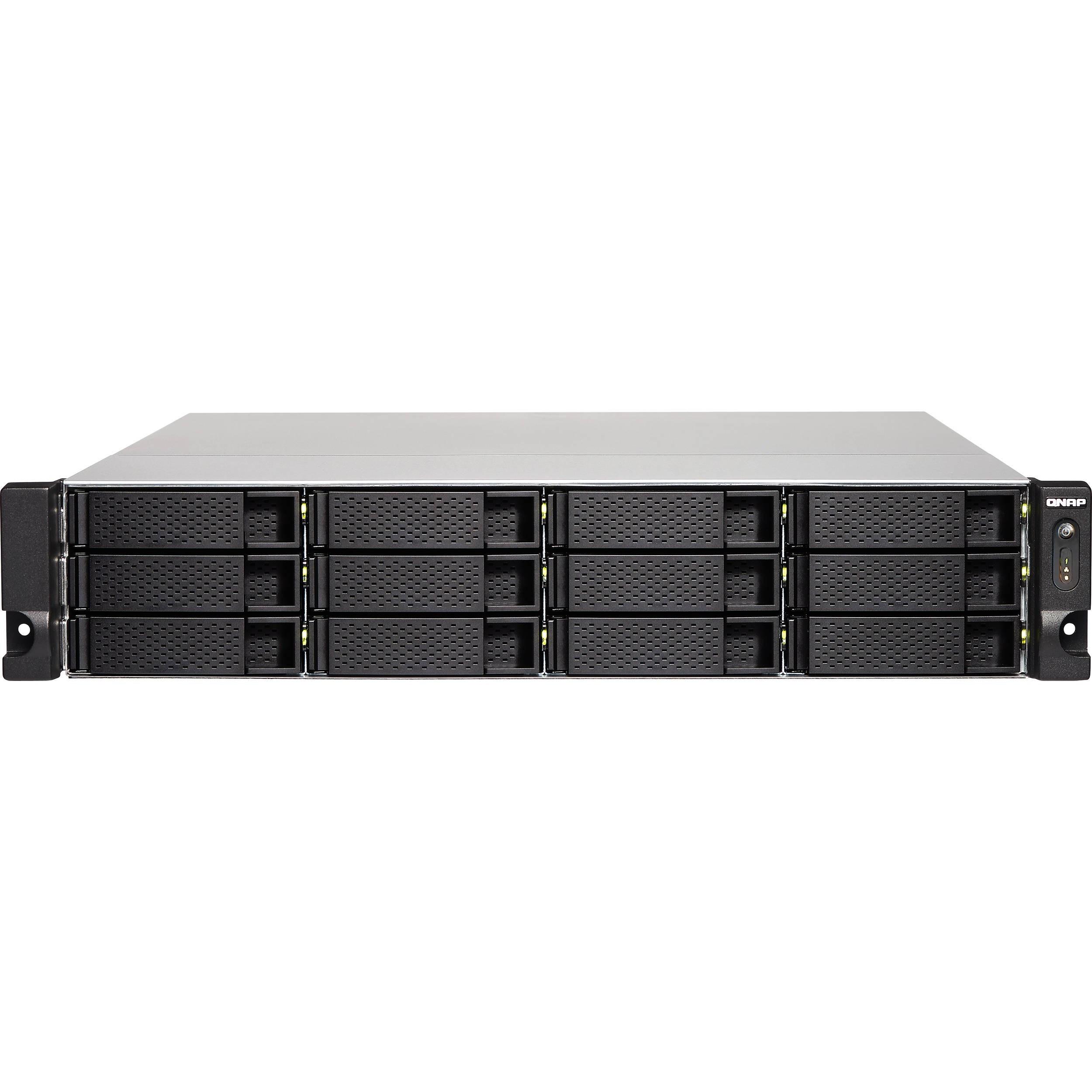 ذخیره ساز تحت شبکه QNAP مدل TS-1263XU-RP