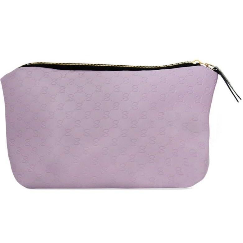 Servina Cosmetic Bag Sunset Violet | کیف آرایشی سروینا مدل Sunset رنگ بنفش