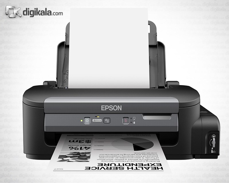 img پرینتر تک کاره جوهر افشان ام ۱۰۰ اپسون Epson M100 Inkjet Printer