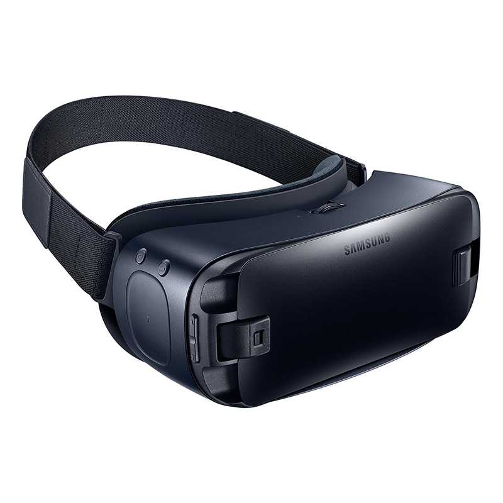 تصویر هدست واقعیت مجازی Samsung Gear VR 2016 Virtual Reality