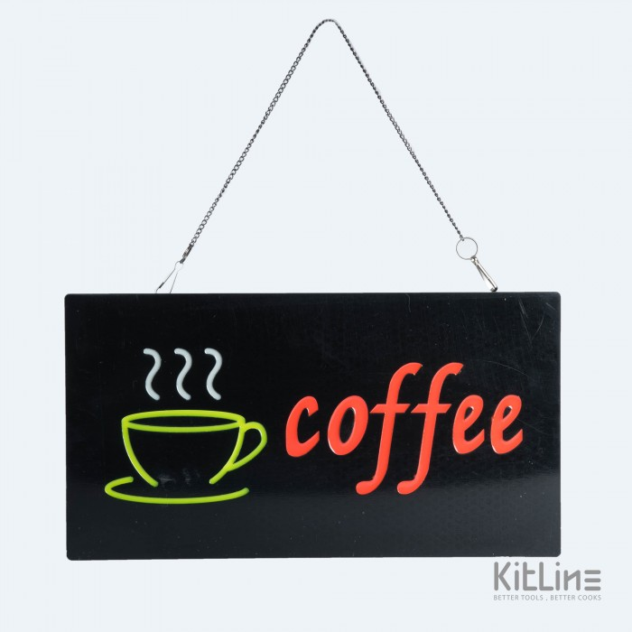 تابلو LED مدل Coffee