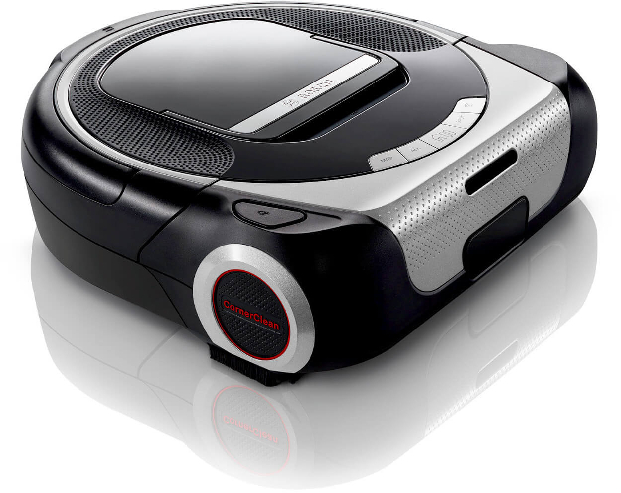 تصویر جارو برقی رباتیک بوش آلمان  Bosch BCR1ACG
