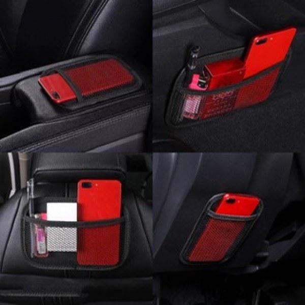 تصویر جيب نظم دهنده و نگهدارنده چند منظوره وسايل خودرو