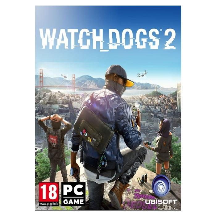 تصویر بازی Watch Dogs 2 مخصوص کامپیوتر Watch Dogs 2 Pc Game