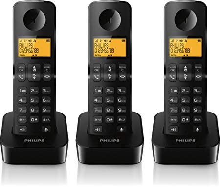 تلفن بی سیم فیلیپس D210