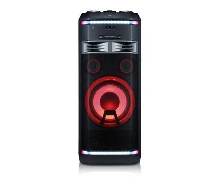 تصویر سیستم صوتی چند رسانه ای ال جی OK99 LG OK99 LG HIGH POWER AUDIO SYSTEM