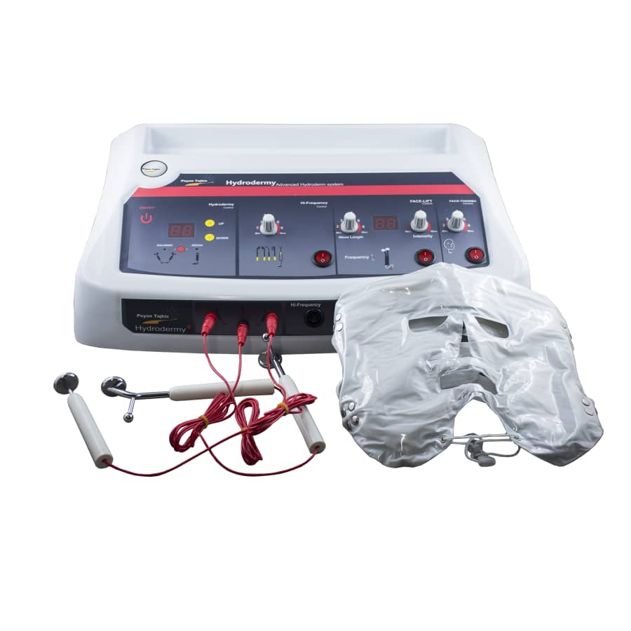 main images دستگاه هیدرودرم هاینس با ماسک حرارتی