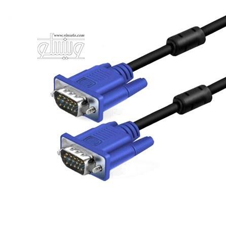 تصویر کابل VGA کی نت 10 متر Knet Knet VGA cable 10 m