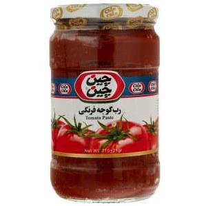 تصویر رب گوجه فرنگی چین چین مقدار 710 گرم Chinchin Tomato Paste 710gr