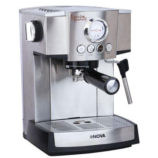 تصویر اسپرسوساز نوا مدل NCM-127EXPS NOVA NCM-127EXPS Espresso Maker