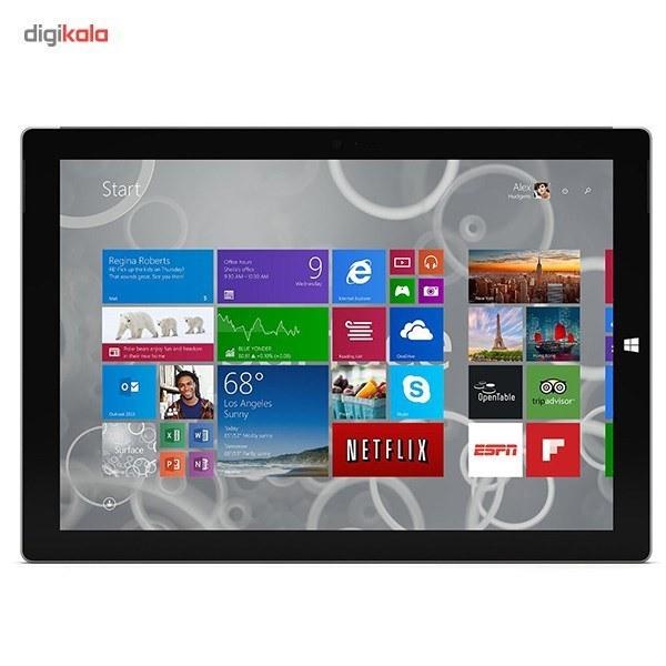 عکس تبلت مايکروسافت مدل Surface Pro 3 - A به همراه کيبورد ظرفيت 256 گيگابايت Microsoft Surface Pro 3 with Keyboard - A - 256GB Tablet تبلت-مایکروسافت-مدل-surface-pro-3-a-به-همراه-کیبورد-ظرفیت-256-گیگابایت 27