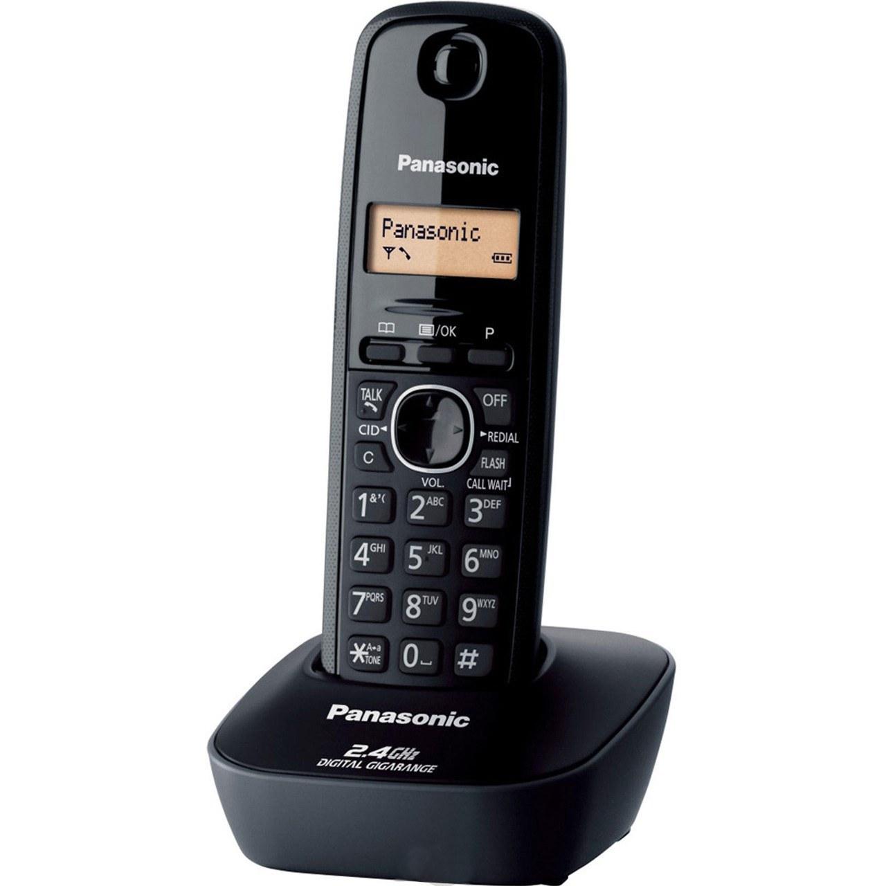 تصویر گوشی تلفن  بی سیم  پاناسونیک Panasonic Cordless Telephone KX-TG3411