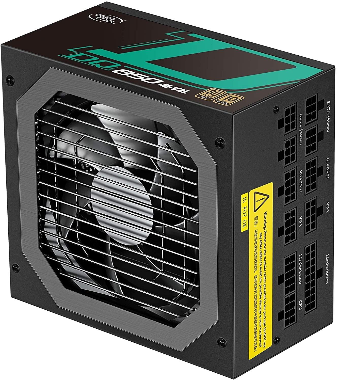 تصویر قیمت و خرید پاور دیپ کولDeepCool DQ850-M-V2L 850W Plus Gold  Fully Modular DeepCool DQ850-M-V2L 850W Plus Gold Fully Modular