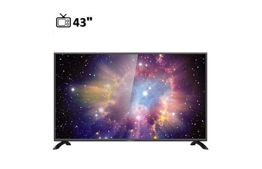 تلویزیون ال ای دی جی پلاس 43 اینچ مدل GTV-43GH412N