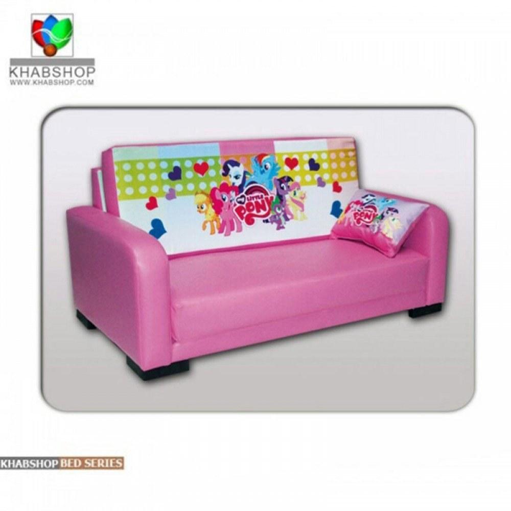 تصویر مبل تخت خواب شو مدل Pony