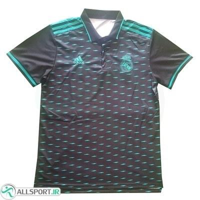پلو شرت رئال مادرید Real Madrid Polo Shirt 2018-19-