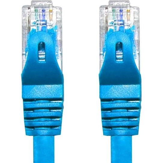 پچ کورد Cat ۶ UTP کی نت پلاس مدل KP-N۱۰۳۲ طول ۰.۵ متر